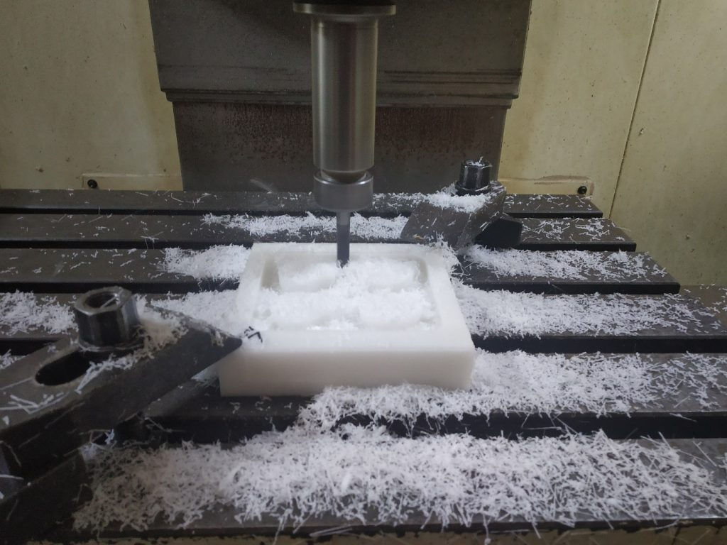 Nylon Machining - Chizel