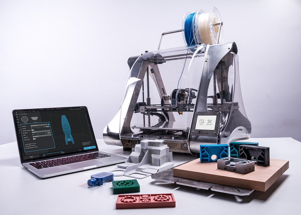 Challenges in 3D Printing Industry